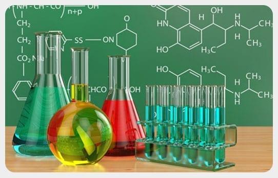 مواد اولیه صنایع شیمیایی و آبکاری