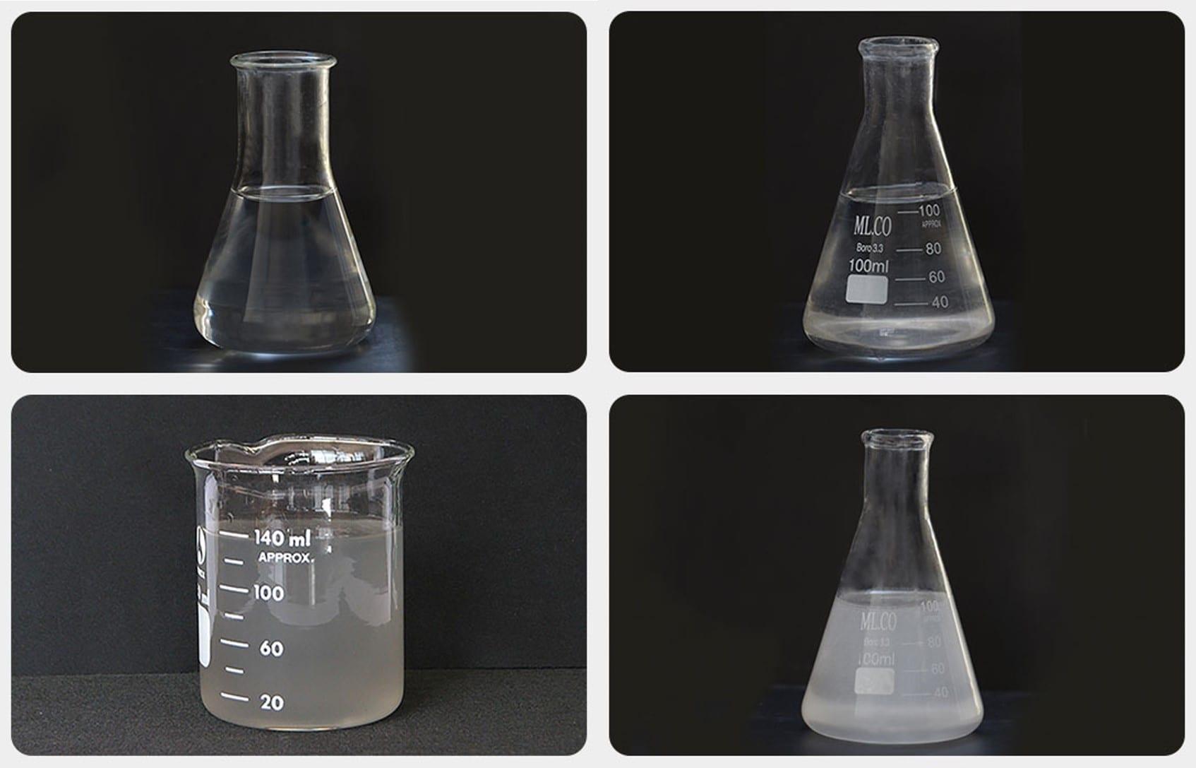 محصولات مایع