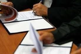امضای تفاهم نامه همکاری بین شرکت سیلیکات گستر اصفهان با شرکتهای مس ایران و مجتمع فولاد خوزستان