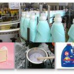 کاربرد سیلیکات سدیم در شوینده ها